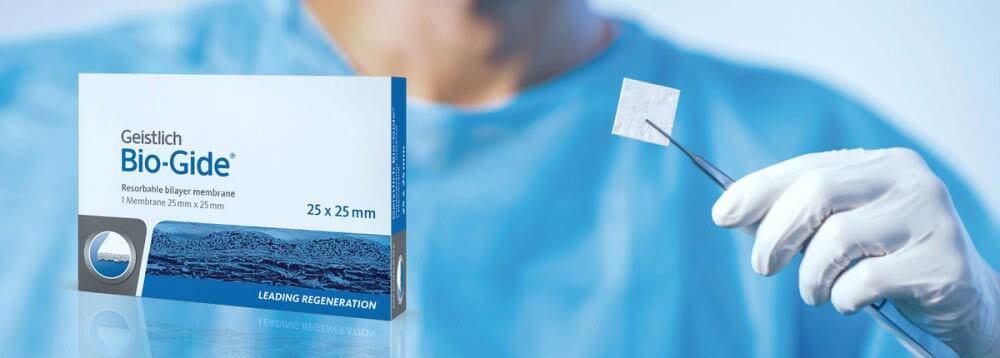 Барьерная мембрана Bio-gide