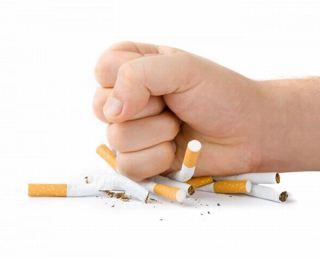 Поломанные сигареты