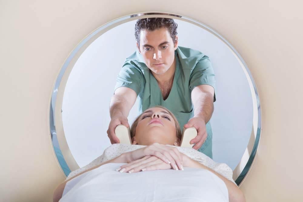 Рентгенограмма или компьютерная томография