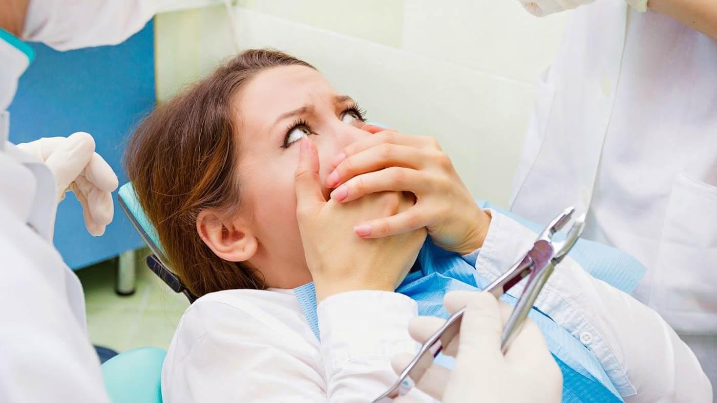 Страх пациента перед процедурой