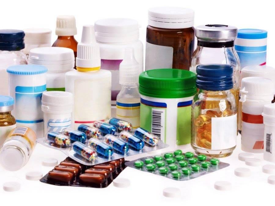 Таблетки капсулы лекарства