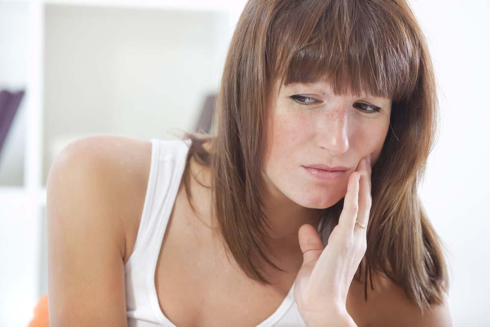 Потеря чувствительности и чувство онемения на лице