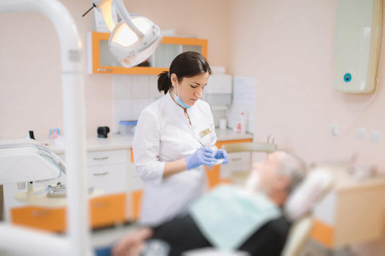 Подготовка пациента к синус лифтингу