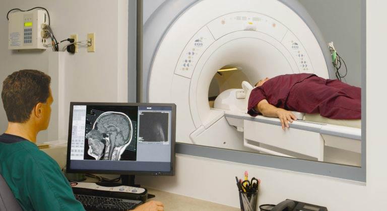 Рентгенологическое исследование верхнечелюстного синуса МРТ