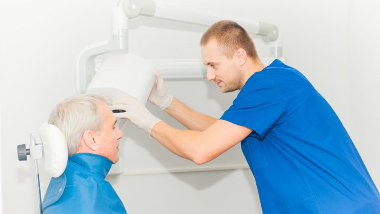 Рентгеновское исследование перед синус лифтингом