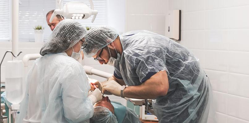 Операция открытого синус-лифтинга
