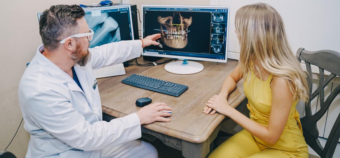 Компьютерная томография перед синус-лифтингом