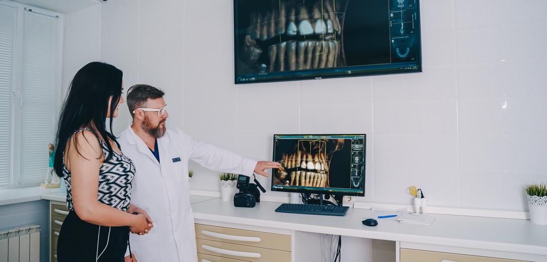 Компьютерное обследование и моделирование перед синус-лифтингом и имплантацией